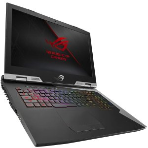 ROG G703GX Gaming Laptop (i7-8750H, 2080, 16GB, 512GB+1TB)