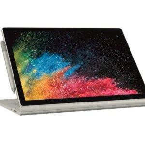 $2398 (原价$2998)+ 回国可退税即将截止:Microsoft Surface Book2 增强版 13英寸