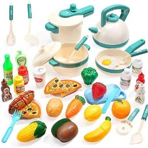 儿童过家家厨房用具套装40件