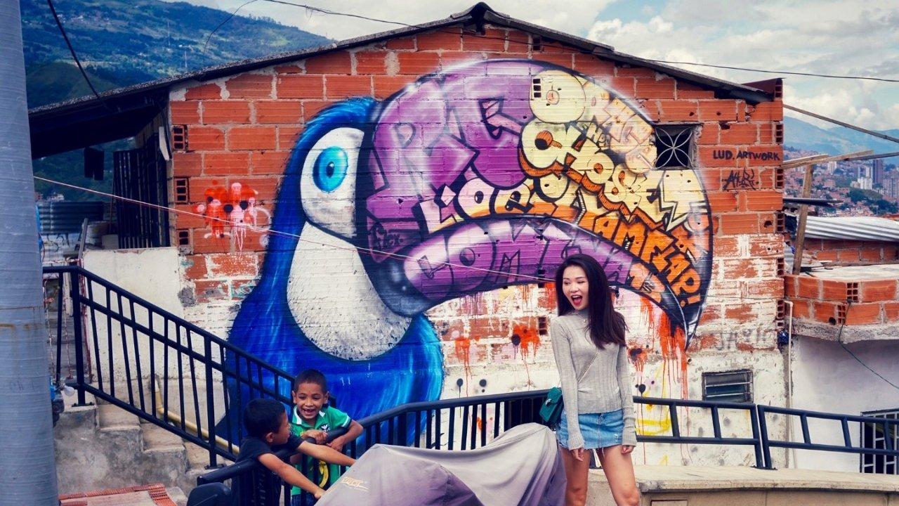你不知道的哥伦比亚(三): 从地球上最危险的罪恶之城到如今的宜居样本, 亲身体验麦德林的重生之路(Medellín)
