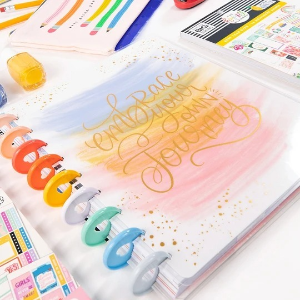 Free Sticker BookLast Day: The Happy Planner Up to 60% Off on Back to School Essentials