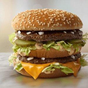 只需$3最后一天:McDonald's 麦当劳 Big Mac 巨无霸汉堡特惠价