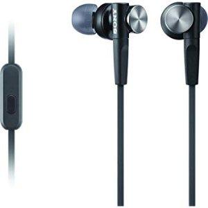 重低音入耳式_SONY MDR-XB50AP 超重低音入耳式耳机 $29.99 (原价$49.99) - 北美省钱快报