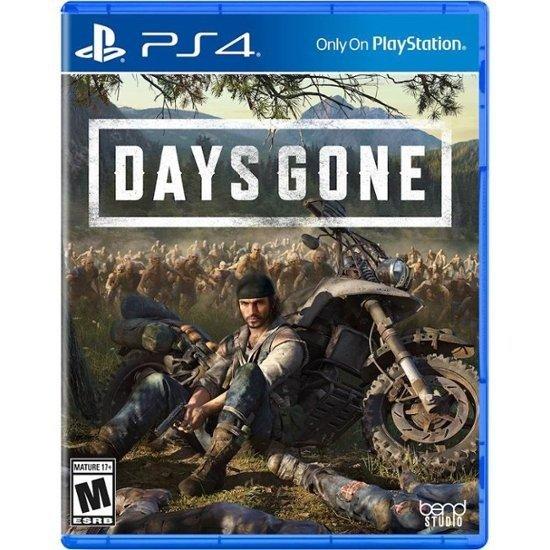 往日不再 PS4 实体版