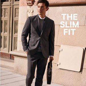 Starting From $12.99Blazers & Suits @ H&M