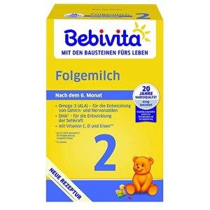 Bebivita2段 (4 x 500 g)
