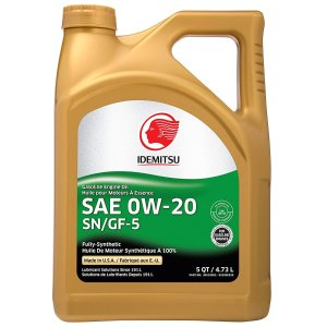 $15.09 Idemitsu Full Synthetic 0W-20 Engine Oil SN/GF-5-5 Quart