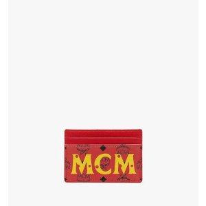 MCM女士卡包