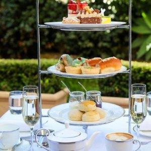 $69(原价$110) 香格里拉酒店特供The Lobby Lounge 悉尼园景下午茶双人餐团购