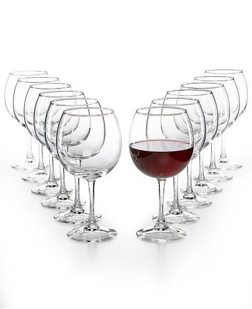 12件 红酒杯