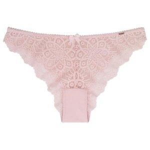 蕾丝丁字裤