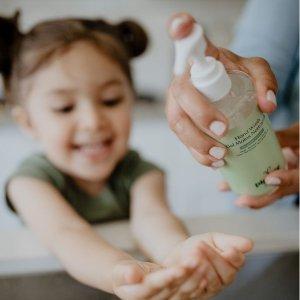 6折+送礼 护手3件套仅$8Pipette 婴儿可用免洗手液 多尺寸可选  8oz瓶$2.99