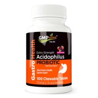 GMP Vitas 多功能益生菌嚼片 100粒