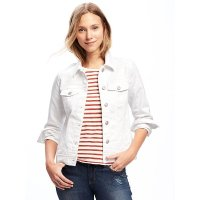 Gap Stay-White Denim外套