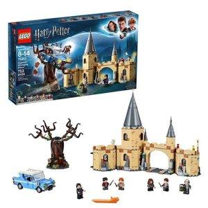 $55.99(原价$69.99)史低价:LEGO Harry Potter系列 霍格沃茨城门与打人柳 75953