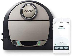$515.45Neato Robotics D7 顶配智能扫地机器人 功能强于iRobot