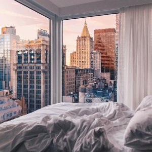 As low as $142/Night+Extra $30 OffNew York Instafamous Arlo Nomad Hotel Holiday Season Sale