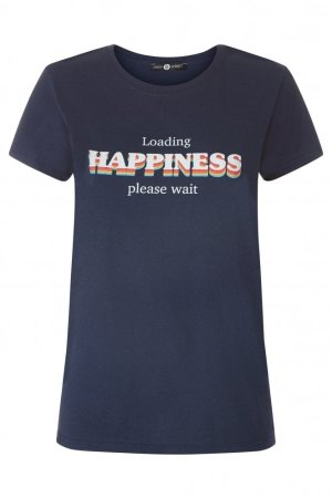 Daisy Street Loading Happiness T-Shirt