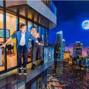 洛杉矶 幻觉艺术博物馆 创意照片刷爆朋友圈