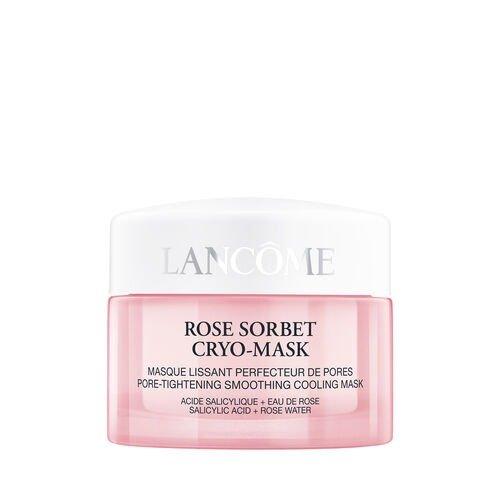 Rose Sorbet Cyro-Mask | Salicylic Acid Pore Reducing Face Mask | Lancome UK