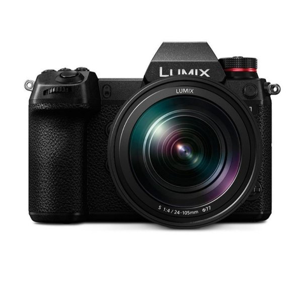 LUMIX S1 24.2MP + 24-105mm f4 Macro OIS