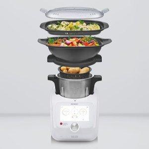 lidl最新出了Thermomix平替只要349欧已经抢疯了德货之光:德国制造的最牛的厨师机不是Bosch而是VORWERK的ThermomixTM5,贵死且卖不到!