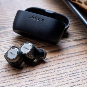 折后€128起 3色可选Jabra Elite 75t 真无线蓝牙耳机热促 带主动降噪功能