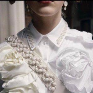 1.2折起 水晶发卡£79 风衣£449Simone Rocha 绝美仙女裙、首饰清仓热卖 高品质主线成衣低价入