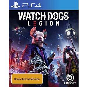 UBISOFT《看门狗:军团》 - PlayStation 4