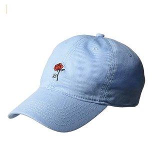 $11.81 收美女与野兽小玫瑰Disney 正版经典元素萌趣棒球帽热卖