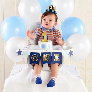 Baby Aspen我的第一个生日 装饰素材