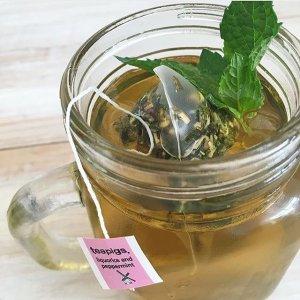 $11.88(原价$18.88)闪购:teapigs 甘草薄荷茶 50袋 清新的包装 清新的味道