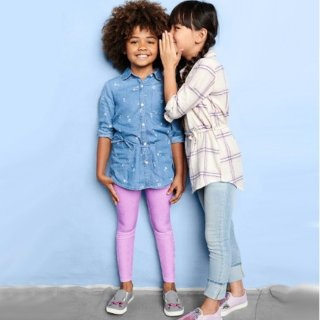 全场包邮+低至4折+满$50享7.5折折扣升级:OshKosh BGosh 新款儿童服饰优惠