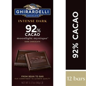 92% Cacao Moonlight Mystique Bars (Case of 12)