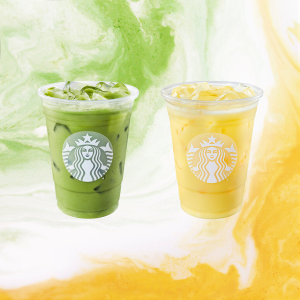 New Iced Coconutmilk DrinksStarbucks Sweet and Creamy Spring Drinks are Here