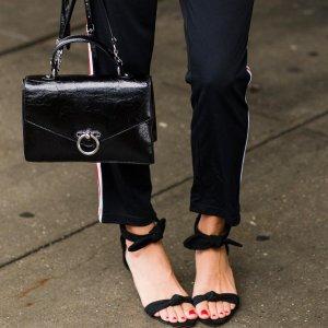 低至5折 + 额外7折 好包不过百折扣升级:Rebecca Minkoff 折扣区美包、美衣、美鞋折上折