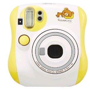 直邮美国到手价$60史低价:FUJIFILM 富士 轻松熊 拍立得 mini25 相机