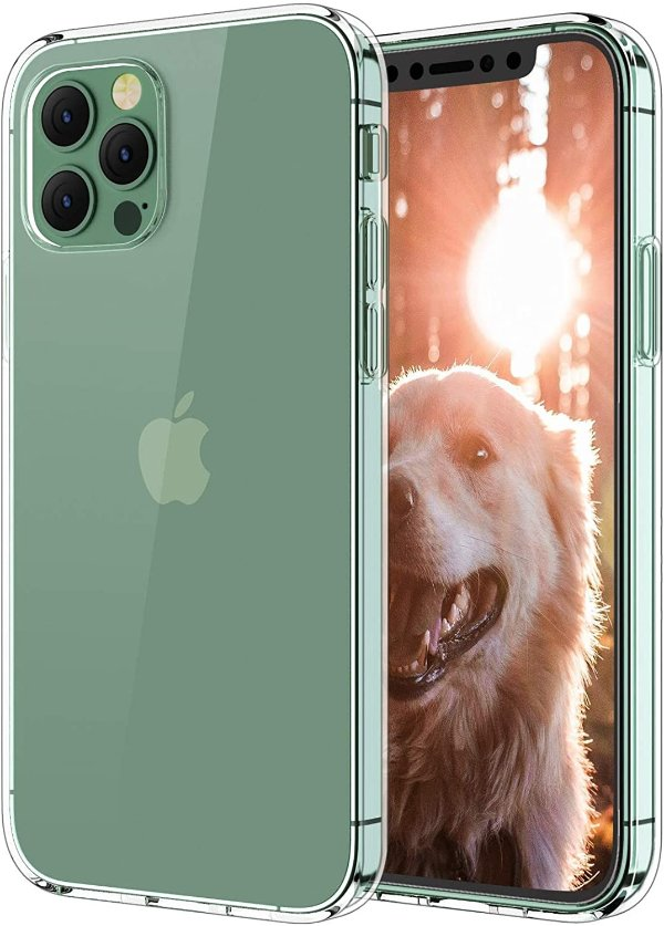 KEEPCA iPhone 12/12 Pro 透明壳