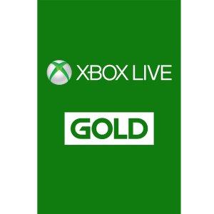 3-Months Xbox Live Gold Membership + 1000 Fortnite V-Bucks