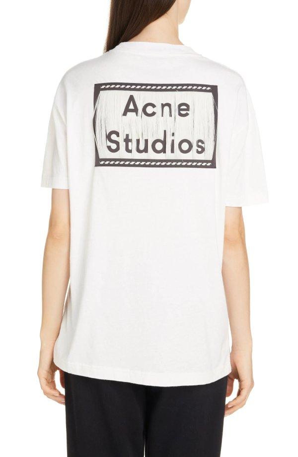 Elice Fringe Logo T恤