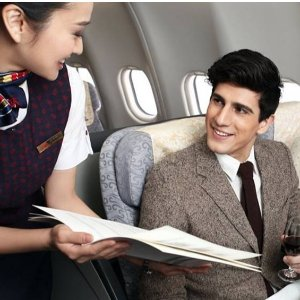 As low as $1573 on Business ClassLA/SF to Beijing China Roundtrip Nonstop Airfare Saving