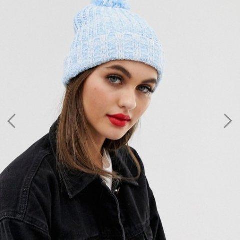 低至4折+额外7.5折 简约毛线帽£7 围巾£10ASOS 闪促进行中 冬季温暖配饰专场 收毛线帽、围巾、手套