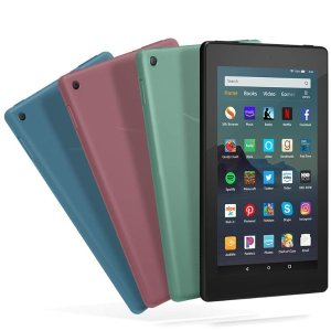 16GB $29.99 32GB $49.99All-New Fire 7 Tablet (7