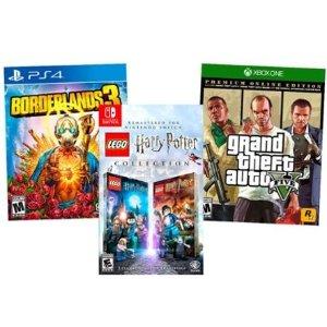 低至$9.99全平台游戏特卖, 牧场物语、乐高游戏 都参加