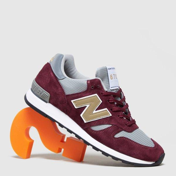 670款运动鞋-英国制造
