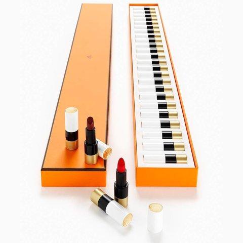 定价17760日元 11月15日上市钱包预警:Hermes Piano 24 Colors口红即将登场 全球限量440组