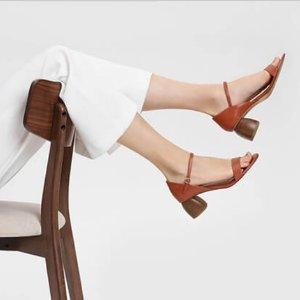 低至7折 复古感十足上新:Charles Keith 折扣区美鞋美包热卖
