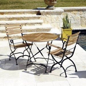 Giardino 桌椅3件套