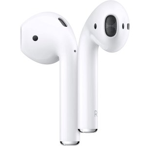 7.5折,£123收新版AirPodsApple 第2代AirPods蓝牙耳机热卖 真香神器