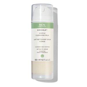 Ren Clean SkincareEvercalm™ Gentle Cleansing Milk